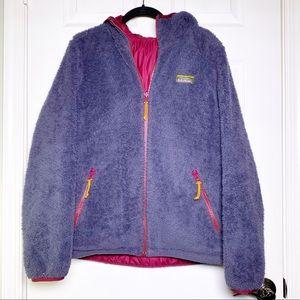 L.L. Bean Mountain Bound Reversible Jacket
